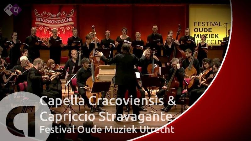 Gilles Messe des morts Capella Cracoviensis and Capriccio Stravagante Early Music Festival