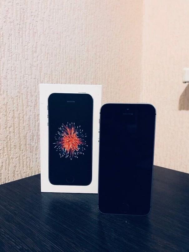 Срочно!!! iPhone SE 32GB в отличном состояние | Объявления Орска и Новотроицка №10874