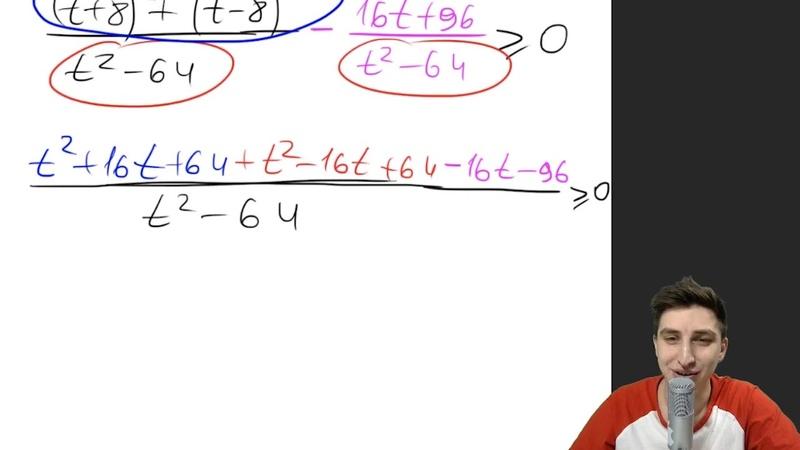 Мини Трейлер Усложненные логарифмические неравенства
