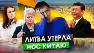 Литва утерла нос Китаю | Храбрые литовцы | Очередной бред от Британии |