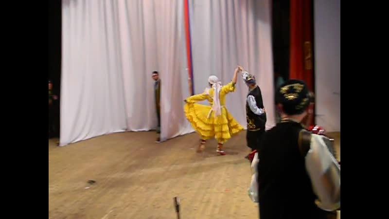 20 11 2011г Впервые Дебют с Живым оркестром на сцене ДК Строителей на юбилейном концерте ТКЦ Дуслык 20