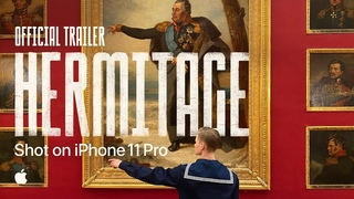 Hermitage: 5 hrs 19 min 28 sec in one continuous take - Official Trailer   Shot on iPhone 11 Pro