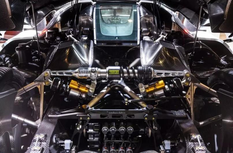 На какие ухищрения пойдёт Koenigsegg Jesko, чтобы превзойти своего предшественника!, изображение №10