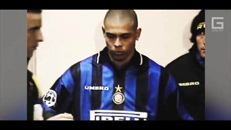 Роналдо в Интере