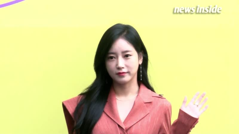 [EVENT] 191017 Soyeon - 2020 S/S Seoul Fashion Week - LIE