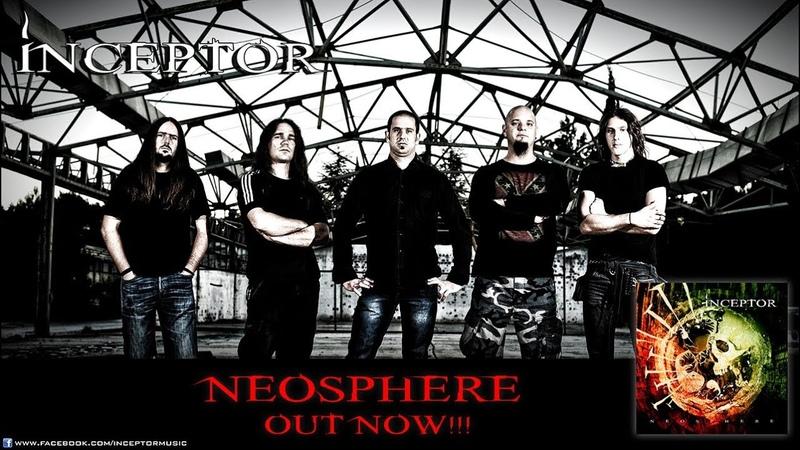 INCEPTOR Neosphere EP Full album stream