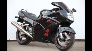 МОТОБАЗА.№ 1639 Honda CBR 1100 XX 1997 год.
