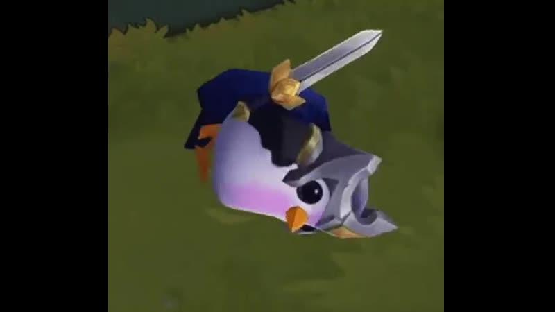 Tft пингвин