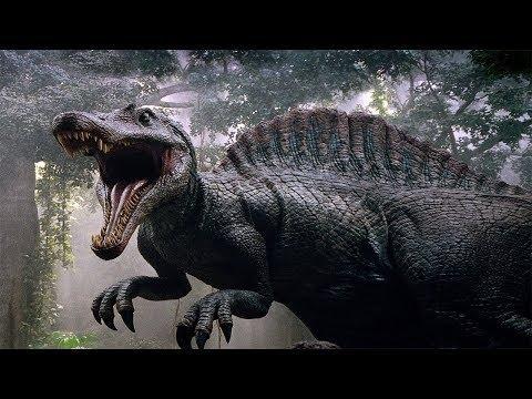 Мир Юрского периода Сражения динозавров Спинозавр Документальный фильм