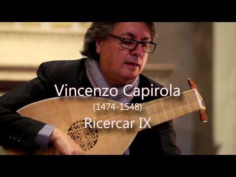 Luca Pianca suona Giovanni da Crema e Capirola