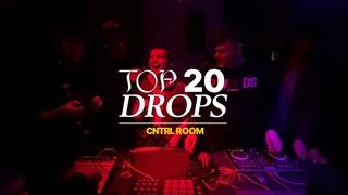 CNTRL ROOM TOP 20 DROPS: JOYRYDE, NITEPUNK, MUST DIE, SPACE LACES, KOAN SOUND, DATSIK