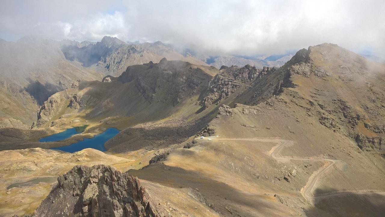 Йедигёллер в горах Качкар (самом красивом горном массиве в Турции)
