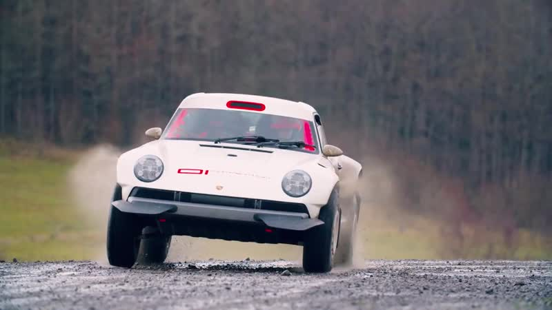 Driving the Porsche 911 Reimagined by Singer ACS