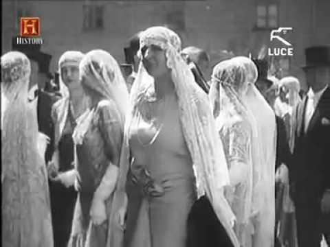 History Channel La vita di Mussolini