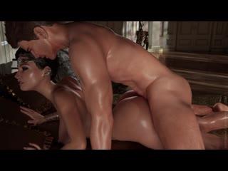 Bloodlust Cerene 3D порно мультики hentai хентай