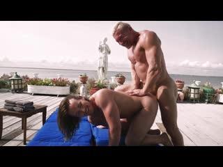 Dan Saxon Flip-Fucks With Muscle-Daddy Tomas Brand