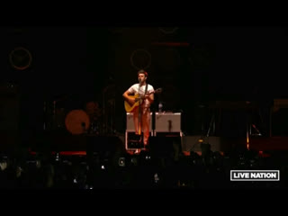 Niall Horan - Fool's Gold (One Direction Cover) Flicker World Tour Amsterdam  28/04/18