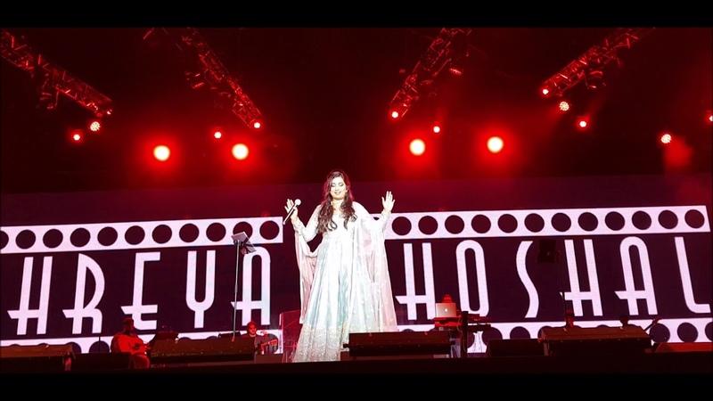 Shreya Ghoshal Live in Concert | Ghar More Pardesiya - Kalank