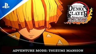 Геймплейный трейлер Demon Slayer -Kimetsu no Yaiba- The Hinokami Chronicles [State of Play]