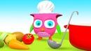 Dibujos del Búho Hophop Vídeos divertidos y educativos Dibujos animados infantiles