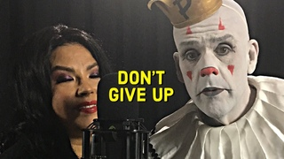 Don't Give Up - Peter Gabriel cover Telenovela - Rebekah Del Rio & Puddles Pity Party
