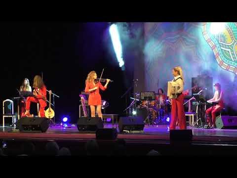 ОТТА orchestra ДиДюЛя 2 Восток Запад фьюжн концерт фестиваль Ситар в Петербурге 24 10 2020 HD