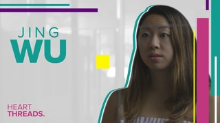After a brain injury wiped her memory, Jing had to relearn who she was