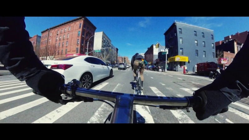 Three Blind Mice Alleycat—The Complete Race