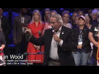 8 disturbing mins of lin wood @ the 2021 health and freedom conference in tulsa