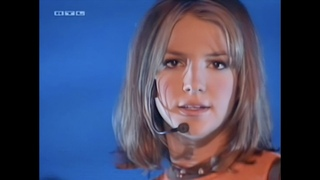 Britney Spears - Born To Make You Happy @ Top of the Pops UK [TV Rip]
