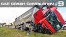 Russian Car Crash compilation of road accidents 9 october 2020
