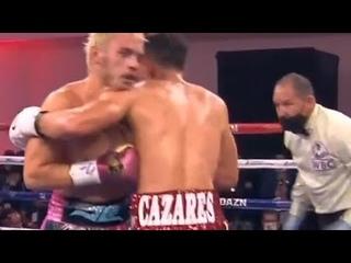 Julio Cesar Chavez Jr. vs. Mario Abel Cazares
