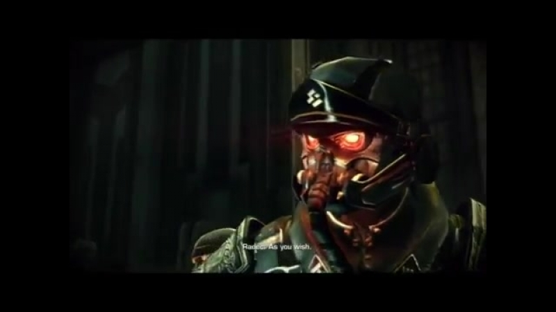 Military Leaders Colonel Mael Radec Killzone 2 Salamun Bridge