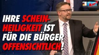 Ihre Scheinheiligkeit ist für die Bürger offensichtlich! - Sebastian Münzenmaier - AfD-Fraktion