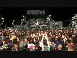 EXODUS - Strike Of The Beast (Live At Bloodstock 2013) ()