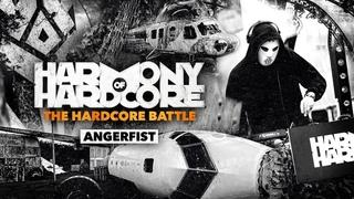 Angerfist - Harmony of Hardcore 2021 presents The Hardcore Battle