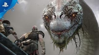 God of War - Be A Warrior: PS4 Gameplay Trailer | E3 2017