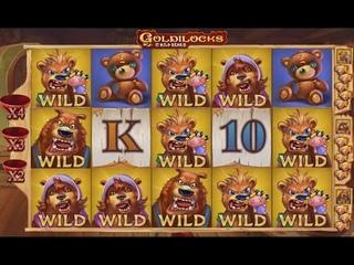 Goldilocks Slot by Quickspin BIG WIN X 200 | Проход в Машеньку