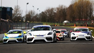 Round 4   Brands Hatch GP   Porsche Visit Cayman Islands Sprint Challenge GB 2021