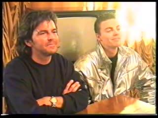 Сентябрь 1996. Пресс-конференция в Нижнем Новгороде