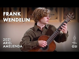 "Manuel Ponce's ""Sonata III: I. Allegro Moderato"" played by Frank Wendelin on a 2021 Ariel Ameijenda"