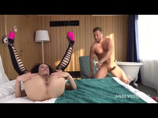 LegalPorno - Stacy Bloom Vs Mr. Anderson, Balls Deep Anal, Gapes and Cum in Mouth GL297