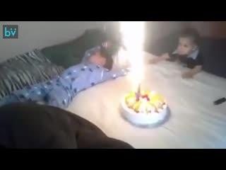 Мой типичный День рождения
