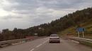 Дорога с Банного в Магнитогорск (10.08.2014)