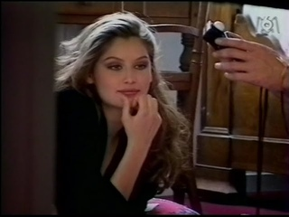 Laetitia Casta in 1996 (Zone Interdite, M6)