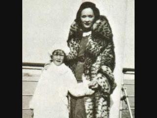 Marlene Dietrich Mein Blondes Baby 1960 (Maria Riva)
