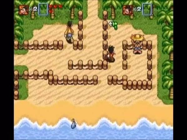 Видео обзор игры Goof Troop