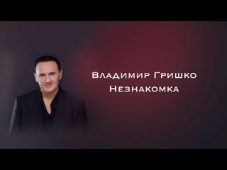 Владимир Гришко - Незнакомка (Премьера клипа  2020)