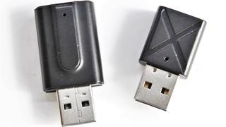 Как передать звук через  USB Bluetooth в обе стороны, беспроводные адаптеры T10
