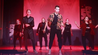 "Мощный танец-визитка для вожатых   ДСОЛКД ""Юбилейный""   Zitti E Buoni - Maneskin"